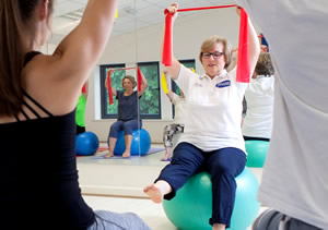 Physiotherapist led pilates classes